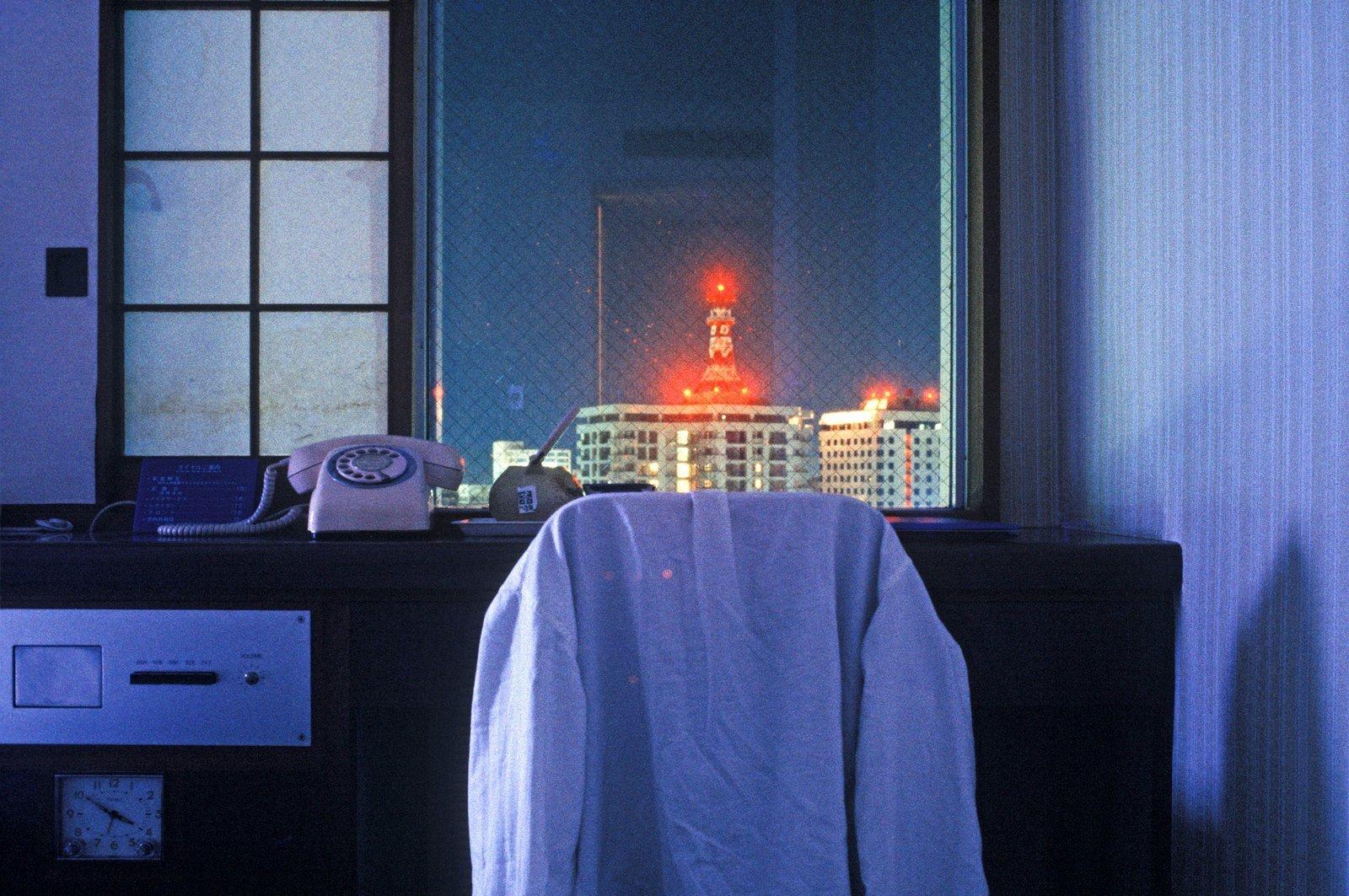 3:50am, Hotel Room, Okinawa