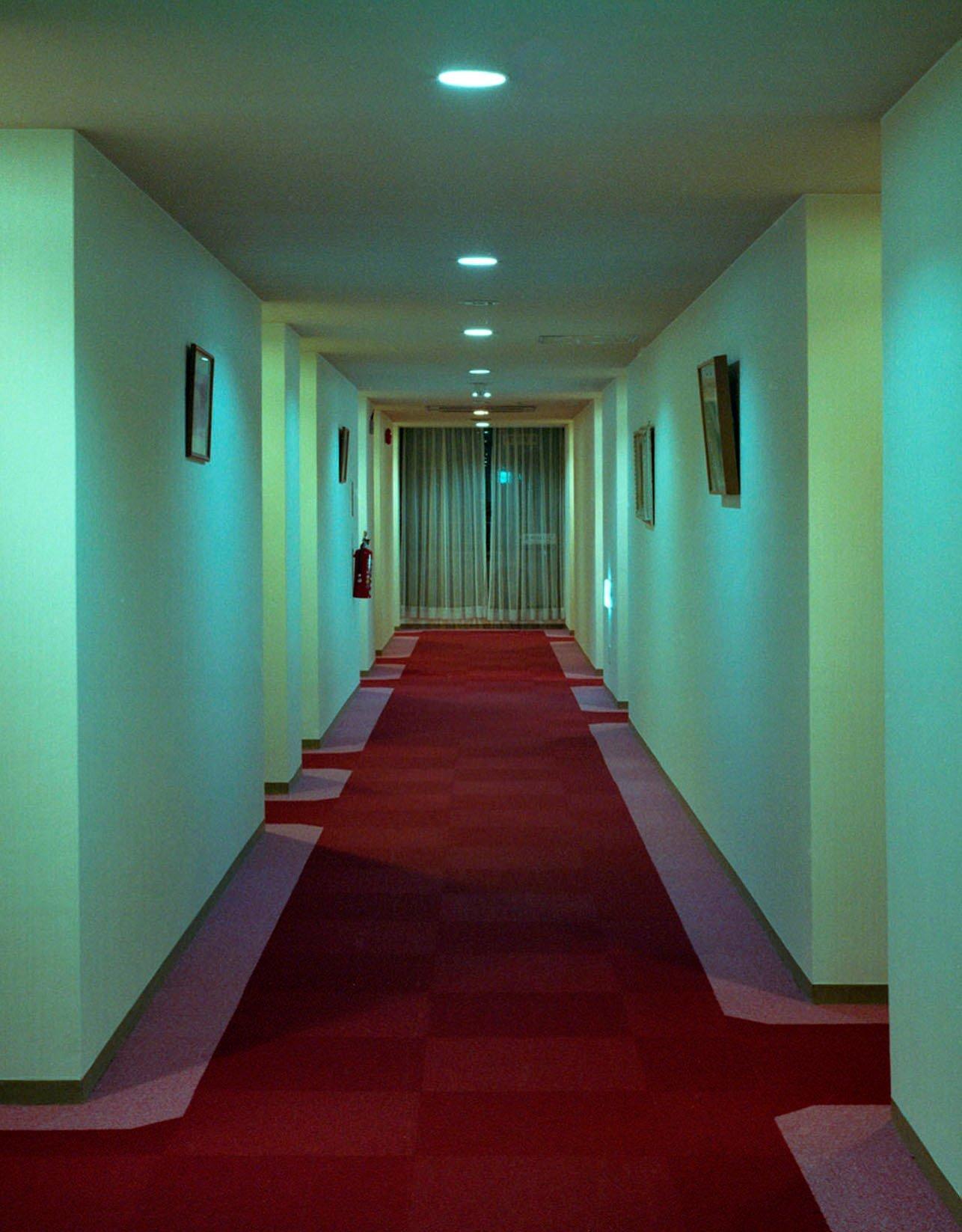 Hotel Hallway, Okinawa City