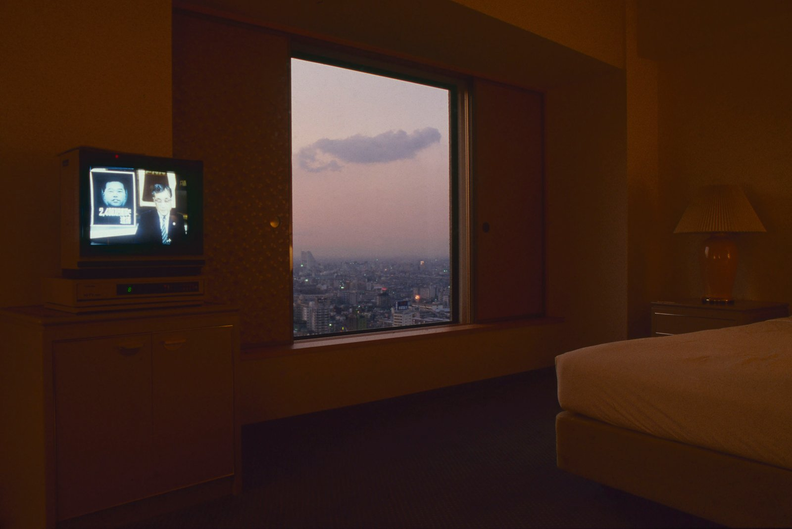 Tokyo Hilton (Television and Cloud)