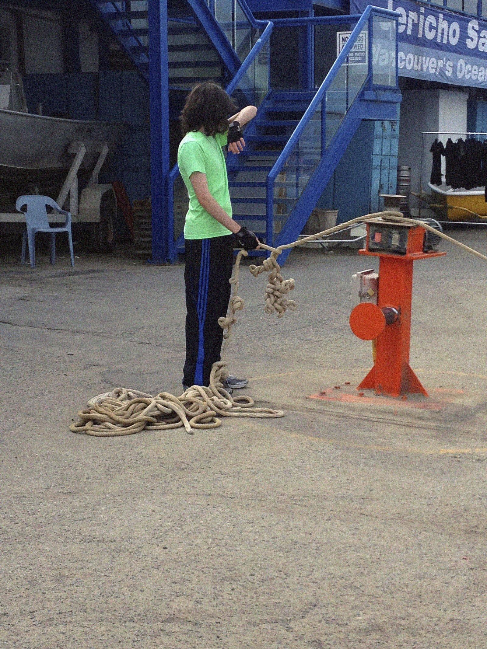 Rope Untangler